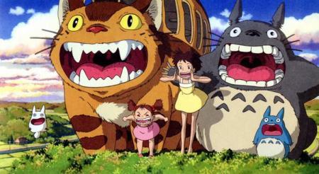 Totoro Scream